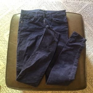 Purple Joe's Jeans corduroys